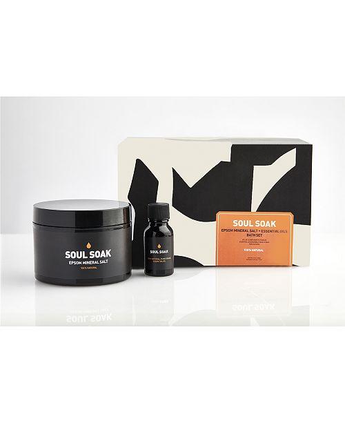 Way Of Will 2-Pc. Soul Soak Bath Set