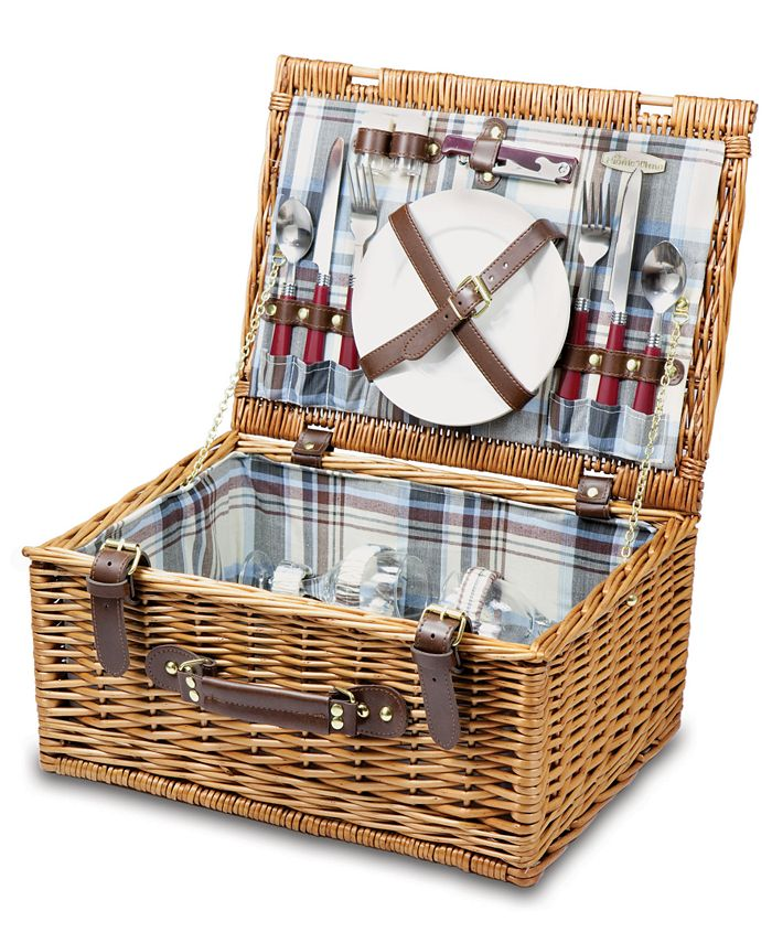 Picnic Time - Bristol Picnic Basket