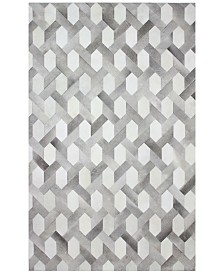 BB Rugs Cowhide HID-24 8' x 10' Area Rug