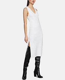 BCBGMAXAZRIA Midi Sweater Dress