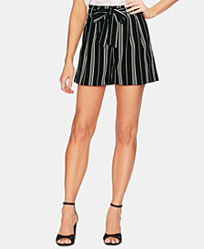 Vince Camuto Striped Shorts