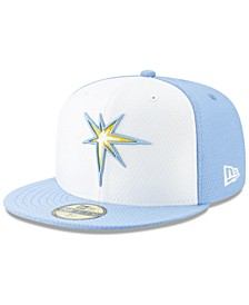 Tampa Bay Rays Batting Practice 59FIFTY-FITTED Cap