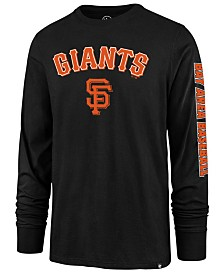 '47 Brand Men's San Francisco Giants Rival Local Long Sleeve T-Shirt