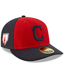 New Era Cleveland Indians Spring Training 59FIFTY-FITTED Low Profile Cap