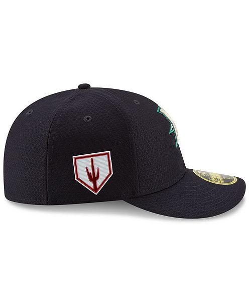 the best attitude 25bbf 7f9e1 New Era Seattle Mariners Spring Training 59FIFTY-FITTED Low ...