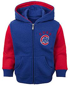 Outerstuff Baby Chicago Cubs Fielder Full-Zip Hoodie