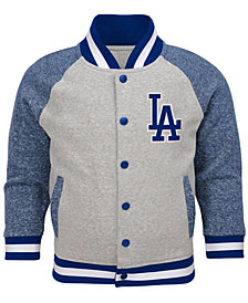 Outerstuff Toddlers Los Angeles Dodgers Game Pride Bomber Jacket