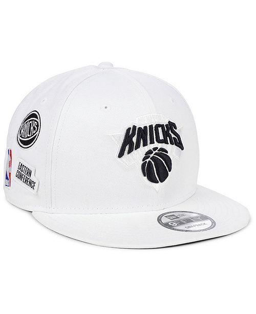 newest collection 0b79d 2c222 ... New Era New York Knicks Night Sky 9FIFTY Snapback Cap ...