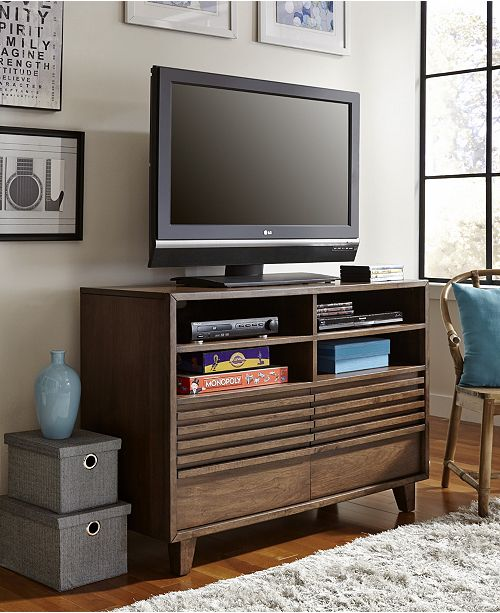 "My Home Madison 46"" 2 Drawer Media Chest"