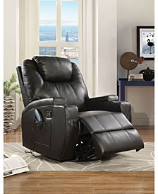 Waterlily Rocker Recliner with Swivel (Motion)