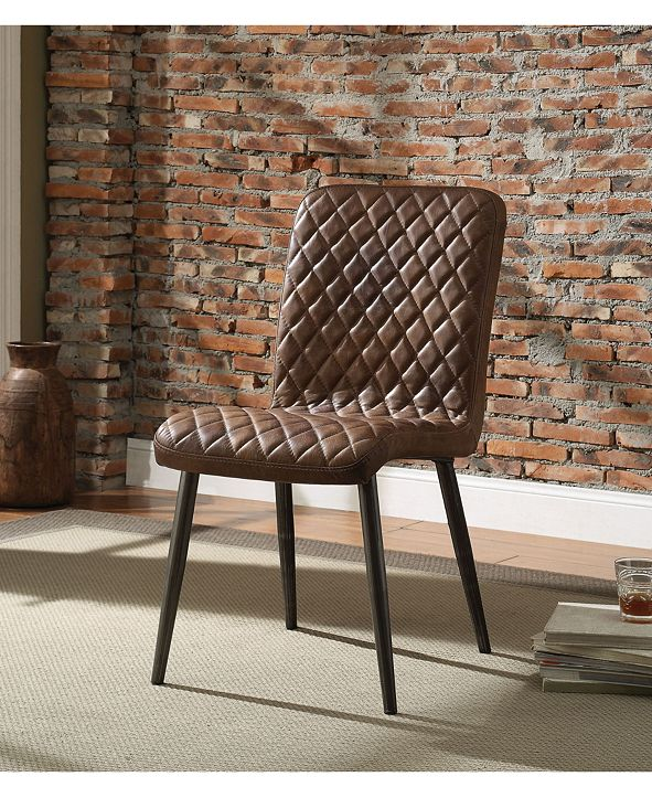 Acme Furniture Millertton Side Dining Chair (Set of 2)