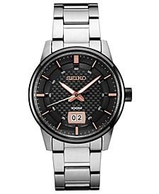 Men's Essential Stainless Steel Bracelet Watch 40.8mm
