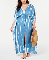 75286fd280241 Plus Size Cover Ups: Shop Plus Size Cover Ups - Macy's