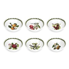 Portmeirion Pomona Mini Dish Assorted Set/6