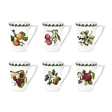 Pomona Mandarin Mug Assorted Set/6