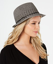 Nine West Packable Fedora