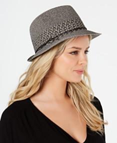 ac37c277ad5ae Fedora Hat - Macy's