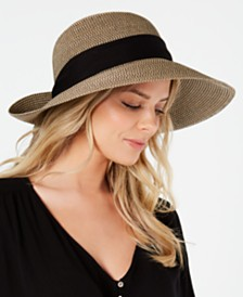 Nine West Floppy Scarf Hat