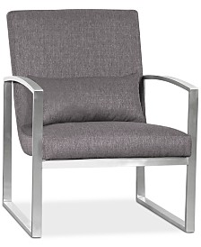 Leonard Accent Chair, Quick Ship