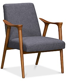 Nathan Accent Chair, Quick Ship