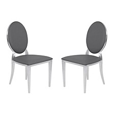 Cielo Chair (Set of 2), Quick Ship