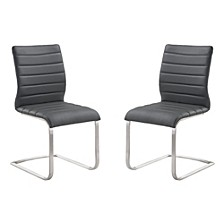 Fusion Side Chair (Set of 2), Quick Ship