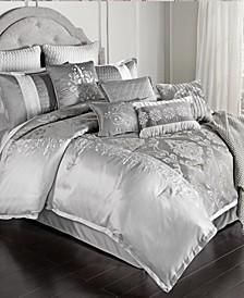 Kacee 12 Pc King Comforter Set