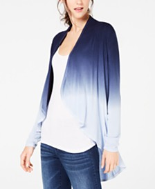 I.N.C. Ombré Cardigan, Created for Macy's