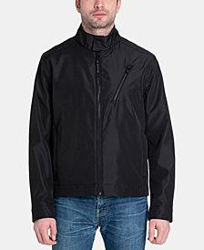 Michael Kors Men's Racer Moto Jacket, Created for Macy's