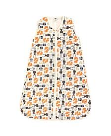 Baby Vision Baby Unisex Hudson Baby Baby Safe Sleep Wearable Muslin Sleeping Bag, 1-Pack