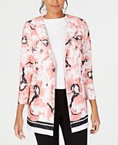 3da07575d Alfani Jackets for Women - Macy s