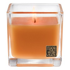 Valencia Orange Cube Candle