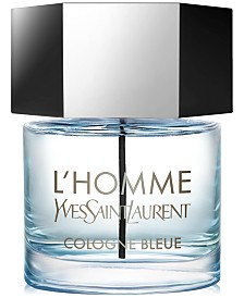 Yves Saint Laurent Cologne Bleue Eau de Toilette Spray, 2-oz.
