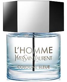 Yves Saint Laurent Cologne Bleue Eau de Toilette Spray, 2-oz.