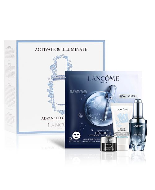 Lancome 4-Pc. Advanced Génifique Activate & Illuminate Set