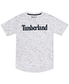 Timberland Big Boys Langdon Logo T-Shirt