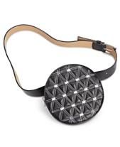 3c3a728483 MICHAEL Michael Kors Quilted Leather Logo Belt Bag