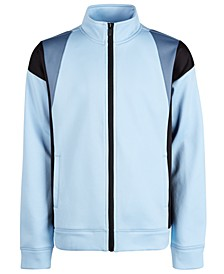 Big Boys Colorblocked Active Jacket, Created for Macy's