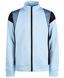 Ideology Big Boys Colorblocked Active Jacket, Created for Macy's