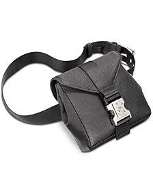 Michael Kors Speed Clip Leather Belt Bag