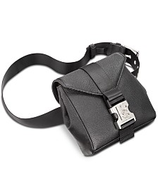 9cd9f332c6 Michael Kors Speed Clip Leather Belt Bag