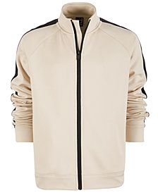 Ideology Big Boys Striped Sleeve Active Jacket, Created for Macy's