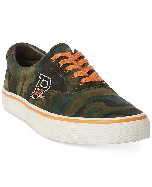 Polo Ralph Lauren Men's Thorton Suede Sneakers