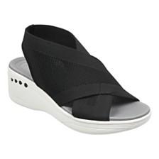 Easy Spirit Blast2 Wedge Sandals