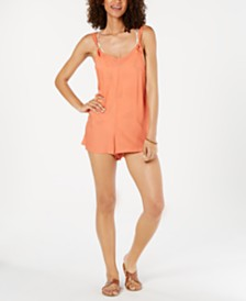 Roxy Juniors' Cover-Up Romper