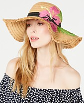 56a6fb415f3 Summer Hats For Women  Shop Summer Hats For Women - Macy s