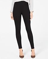5a2985817 I.N.C. Ponté Knit Skinny Pants, Created for Macy's