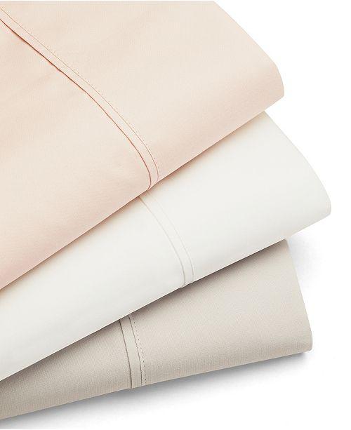 AQ Textiles Luxura Home 6 piece Sateen Queen Sheet Set, 600 Thread Count Combed Cotton Blend