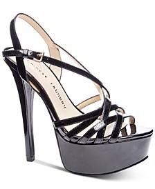 Teaser Strappy Platform Sandals