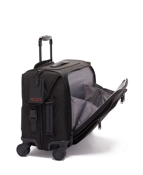 Alpha 3 Garment 4 Wheeled Carry On Bag